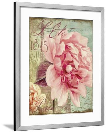 Saisons III-Color Bakery-Framed Giclee Print