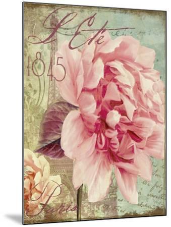 Saisons III-Color Bakery-Mounted Giclee Print