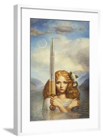 Lady of the Lake-Dan Craig-Framed Giclee Print