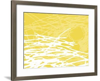 Brighter Nest Yellow-Christine O'Brien-Framed Giclee Print
