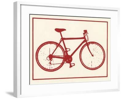 Bicycle-Crockett Collection-Framed Giclee Print