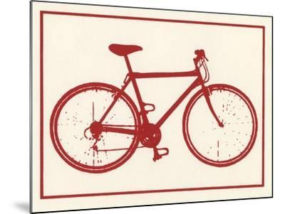 Bicycle-Crockett Collection-Mounted Giclee Print