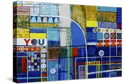 You-David Spencer-Stretched Canvas Print