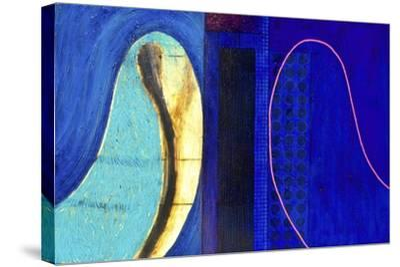 Islands-David Spencer-Stretched Canvas Print