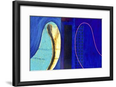 Islands-David Spencer-Framed Giclee Print
