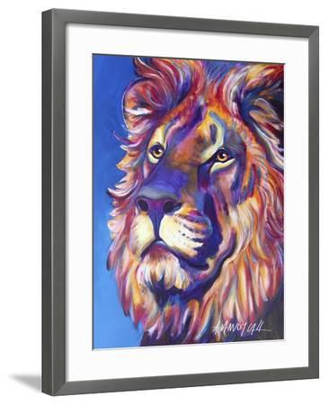 Lion - Cecil-Dawgart-Framed Giclee Print