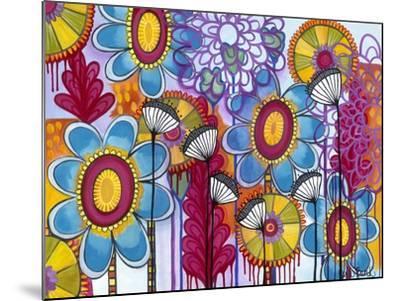 Magic Garden-Carla Bank-Mounted Giclee Print