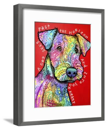 Into Your Heart-Dean Russo-Framed Giclee Print