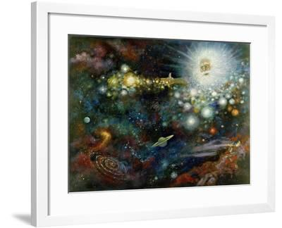 Let There Be Light-Bill Bell-Framed Giclee Print