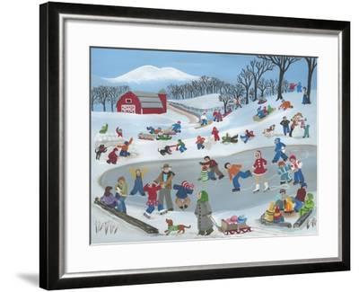 Figure 8-Carol Salas-Framed Giclee Print