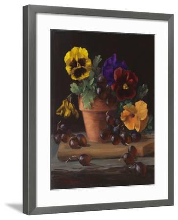 Domestic Growth-Christopher Pierce-Framed Giclee Print