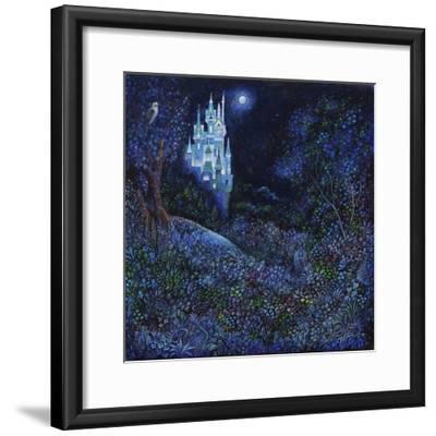 The White Castle-Bill Bell-Framed Giclee Print
