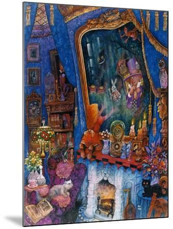 The Looking Glass-Bill Bell-Mounted Giclee Print