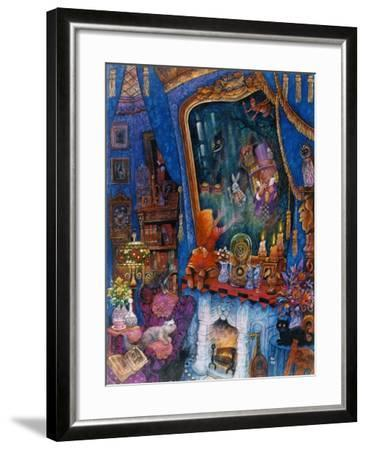 The Looking Glass-Bill Bell-Framed Giclee Print