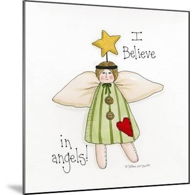 I Believe-Debbie McMaster-Mounted Giclee Print