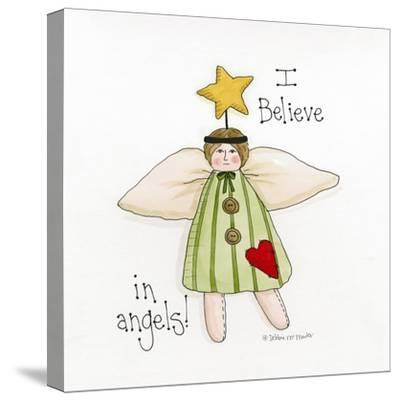 I Believe-Debbie McMaster-Stretched Canvas Print