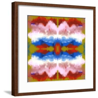 Southwestern Abstract-Deanna Tolliver-Framed Giclee Print