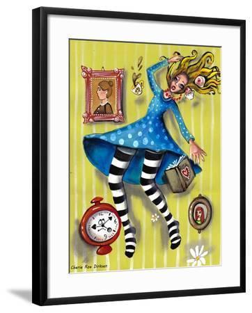 That Sinking Feeling-Cherie Roe Dirksen-Framed Giclee Print
