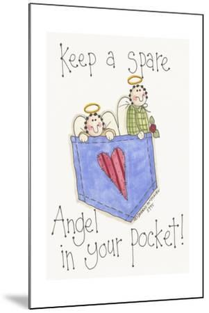 Angel in Your Pocket 2-Debbie McMaster-Mounted Giclee Print