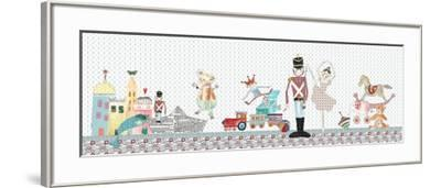 Tin Soldier - Full Composition-Effie Zafiropoulou-Framed Giclee Print