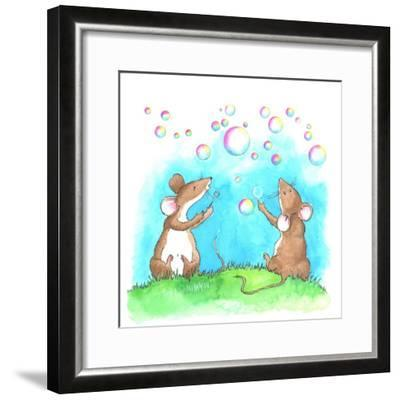 Bubble and Squeak-Emma Graham-Framed Giclee Print