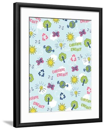 Recycle-Esther Loopstra-Framed Giclee Print