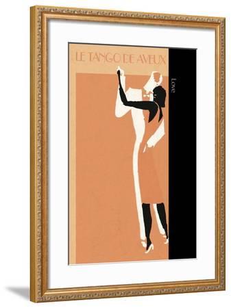 Love Tango-FS Studio-Framed Giclee Print