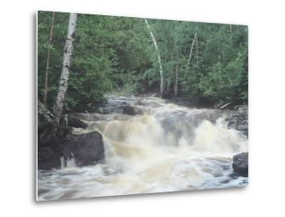 Lake Superior 09-Gordon Semmens-Metal Print