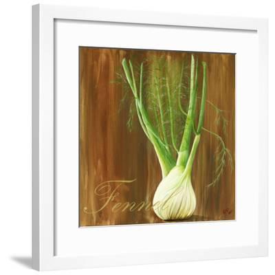 Fennel-Gigi Begin-Framed Giclee Print