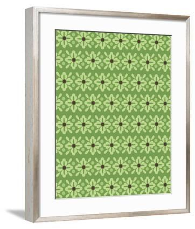 Pattern IV-Esther Loopstra-Framed Giclee Print