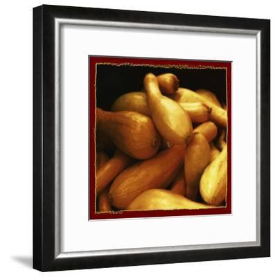 Yellow Squash-Harold Silverman-Framed Giclee Print