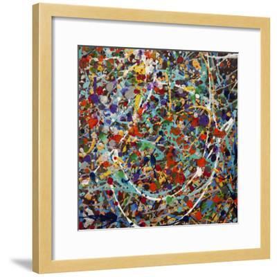 Spin 2-Hilary Winfield-Framed Giclee Print