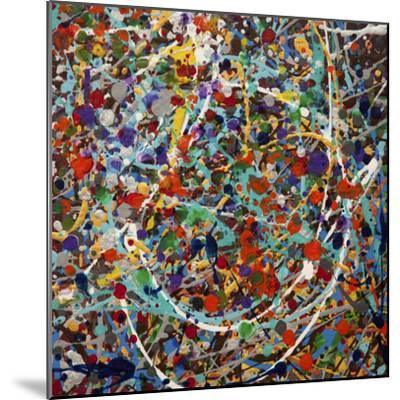Spin 2-Hilary Winfield-Mounted Giclee Print