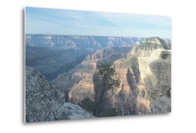 Grand Canyon 05-Gordon Semmens-Metal Print
