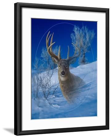 Winterland-Gordon Semmens-Framed Giclee Print