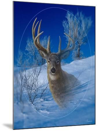 Winterland-Gordon Semmens-Mounted Giclee Print