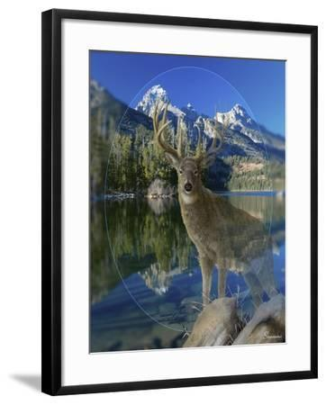 Piont of View-1-Gordon Semmens-Framed Giclee Print