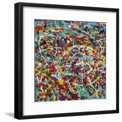 Spin 2-Hilary Winfield-Framed Giclee Print