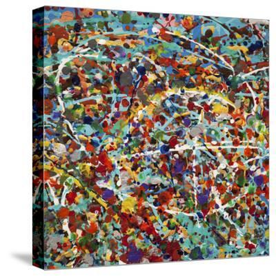 Spin 2-Hilary Winfield-Stretched Canvas Print