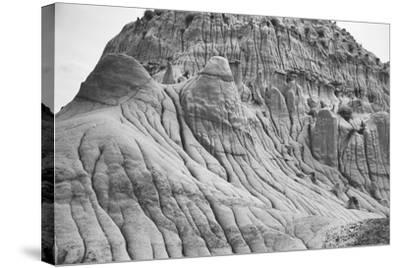 Rock Formation-Gordon Semmens-Stretched Canvas Print