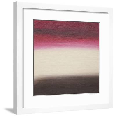 Ten Sunsets - Canvas 4-Hilary Winfield-Framed Giclee Print