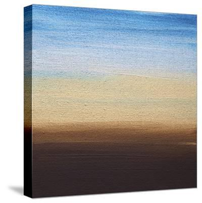 Ten Sunsets - Canvas 6-Hilary Winfield-Stretched Canvas Print