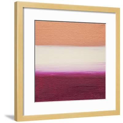 Ten Sunsets - Canvas 8-Hilary Winfield-Framed Giclee Print