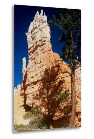 Bryce Canyon-Gordon Semmens-Metal Print