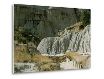 Theodore Roosevelt National Park-Gordon Semmens-Metal Print