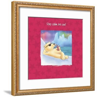 Stay Cool-FS Studio-Framed Giclee Print