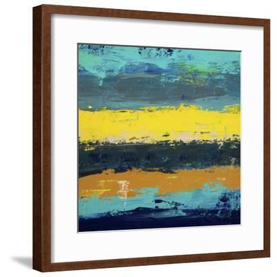 Lithosphere 93 - Canvas 2-Hilary Winfield-Framed Giclee Print