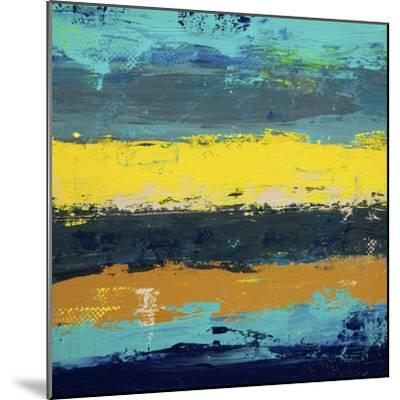 Lithosphere 93 - Canvas 2-Hilary Winfield-Mounted Giclee Print