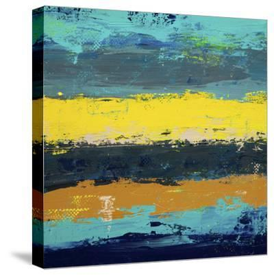 Lithosphere 93 - Canvas 2-Hilary Winfield-Stretched Canvas Print