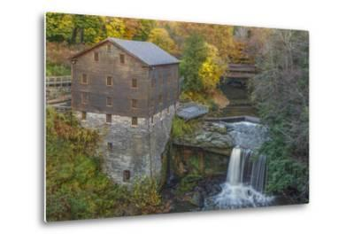 Lanterman's Mill-Galloimages Online-Metal Print